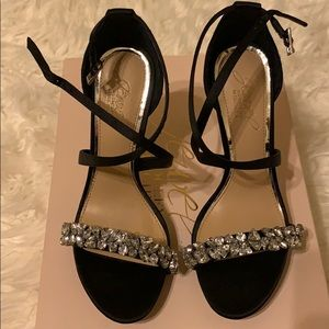 NEW in box, Badgley Mischka Dany Heel (Sold Out)